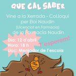ESCOLA DE PARES: ELS POLLS !!! QUÈ CAL SABER