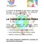 LA TABOR DE LES CULTURES !!!